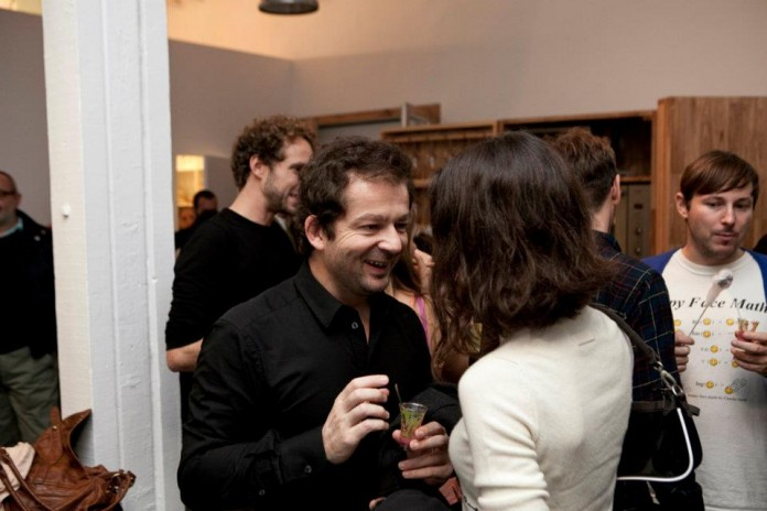 """Scrollster + Pablo Albuerne, """"It's your lucky day"""" event on 11/11/11 Photo ©Gema Darbo / Meeatings23"""